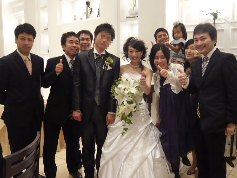 Conv0014 結婚式